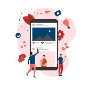 community manager, social media, instagram, facebook